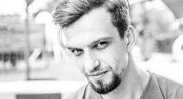 Paweł - manager salonu fryzjerskiego